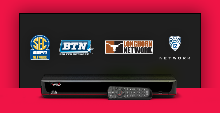 DISH College Sports TV Packages - Midvale, Utah - The Dish Professionals - DISH Authorized Retailer