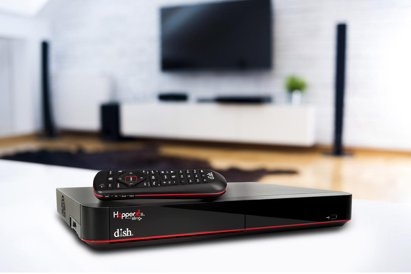 The Hopper - DVR with 4K ultra HD resolution  - Midvale, Utah - The Dish Professionals - DISH Authorized Retailer