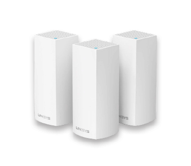 DISH Smart Home Services - Linksys Velop Mesh Router - Midvale, Utah - The Dish Professionals - DISH Authorized Retailer