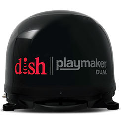 DISH Playmaker Dual - Outdoor TV - Midvale, Utah - The Dish Professionals - DISH Authorized Retailer