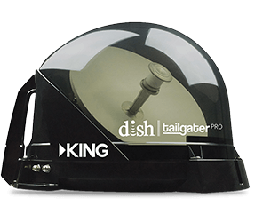 Tailgater Pro - Outdoor TV - Midvale, Utah - The Dish Professionals - DISH Authorized Retailer